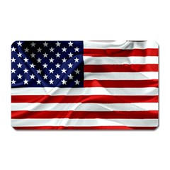American Usa Flag Magnet (rectangular)