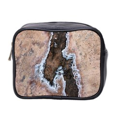 Earth Art Natural Texture Salt Of The Earth Mini Toiletries Bag 2 Side
