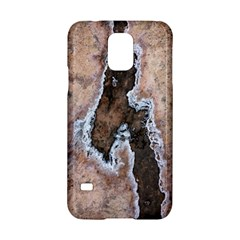 Earth Art Natural Texture Salt Of The Earth Samsung Galaxy S5 Hardshell Case