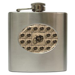 Indian Motorcycle 1 Hip Flask (6 Oz)