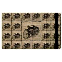 Indian Motorcycle 1 Apple Ipad 2 Flip Case