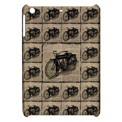 Indian Motorcycle 1 Apple Ipad Mini Hardshell Case by ArtworkByPatrick1