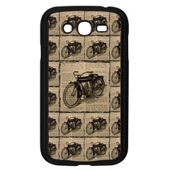Indian Motorcycle 1 Samsung Galaxy Grand Duos I9082 Case (black) by ArtworkByPatrick1