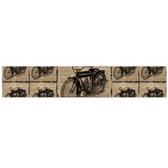 Indian Motorcycle 1 Large Flano Scarf