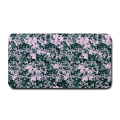 Floral Collage Pattern Medium Bar Mats