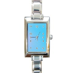 Background Graphics Lines Wave Rectangle Italian Charm Watch