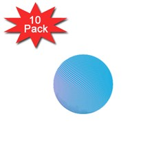 Background Graphics Lines Wave 1  Mini Buttons (10 Pack)