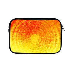 Abstract Explosion Blow Up Circle Apple Ipad Mini Zipper Cases