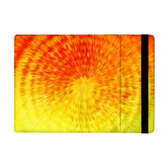 Abstract Explosion Blow Up Circle Ipad Mini 2 Flip Cases