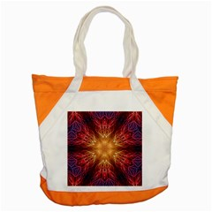 Fractal Abstract Artistic Accent Tote Bag