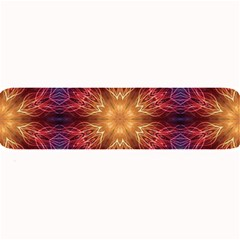 Fractal Abstract Artistic Large Bar Mats