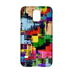 Color Abstract Background Textures Samsung Galaxy S5 Hardshell Case