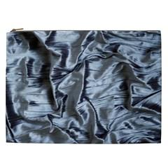 Pattern Abstract Desktop Fabric Cosmetic Bag (xxl)