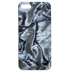 Pattern Abstract Desktop Fabric Apple Iphone 5 Hardshell Case With Stand