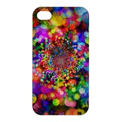 Background Color Pattern Structure Apple Iphone 4/4s Premium Hardshell Case