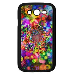 Background Color Pattern Structure Samsung Galaxy Grand Duos I9082 Case (black)