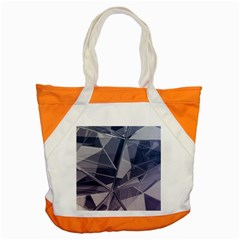 Abstract Background Abstract Minimal Accent Tote Bag