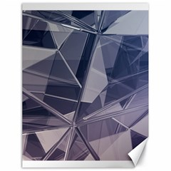 Abstract Background Abstract Minimal Canvas 18  X 24