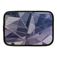Abstract Background Abstract Minimal Netbook Case (medium)