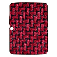 Fabric Pattern Desktop Textile Samsung Galaxy Tab 3 (10 1 ) P5200 Hardshell Case