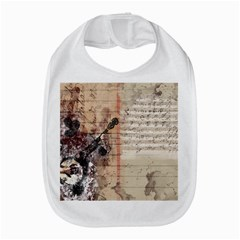 Art Collage Design Colorful Color Bib