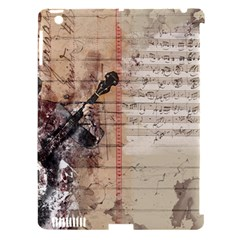 Art Collage Design Colorful Color Apple Ipad 3/4 Hardshell Case (compatible With Smart Cover)