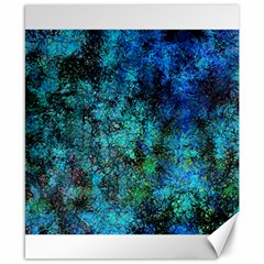 Color Abstract Background Textures Canvas 8  X 10  by Nexatart