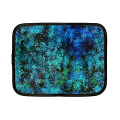 Color Abstract Background Textures Netbook Case (small)