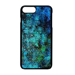 Color Abstract Background Textures Apple Iphone 7 Plus Seamless Case (black)