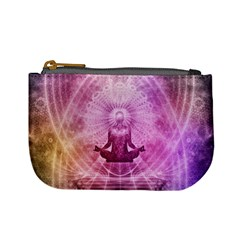 Meditation Spiritual Yoga Mini Coin Purses