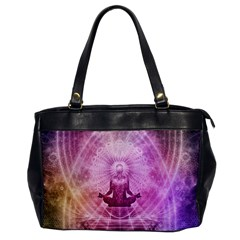 Meditation Spiritual Yoga Office Handbags