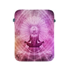 Meditation Spiritual Yoga Apple Ipad 2/3/4 Protective Soft Cases