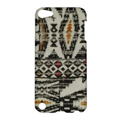 Fabric Textile Abstract Pattern Apple Ipod Touch 5 Hardshell Case