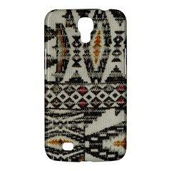 Fabric Textile Abstract Pattern Samsung Galaxy Mega 6 3  I9200 Hardshell Case by Nexatart