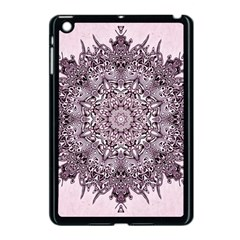 Mandala Pattern Fractal Apple Ipad Mini Case (black) by Nexatart