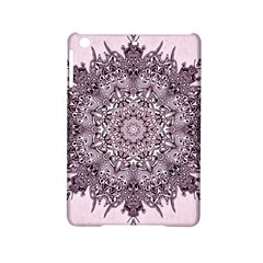 Mandala Pattern Fractal Ipad Mini 2 Hardshell Cases