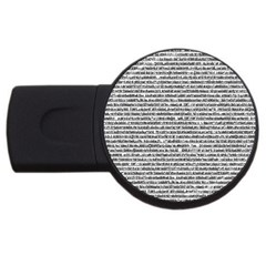 Code Usb Flash Drive Round (2 Gb)