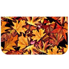 Fall Leaves Pattern Lunch Bag by bloomingvinedesign