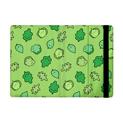 Funny Greens And Salad Apple Ipad Mini Flip Case by Mishacat