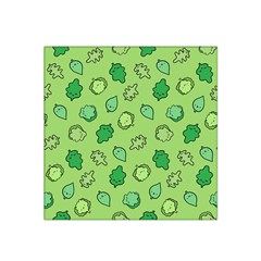 Funny Greens And Salad Satin Bandana Scarf by Mishacat