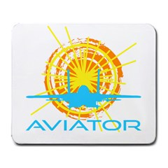 Aviator Large Mousepads by FunnyCow