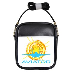 Aviator Girls Sling Bags by FunnyCow