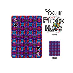 Artworkbypatrick1 C 6 Playing Cards 54 (mini)