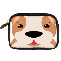 Dog Animal Boxer Family House Pet Digital Camera Cases