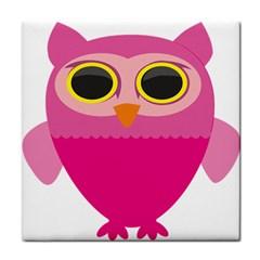 Sowa Owls Bird Wild Birds Pen Face Towel