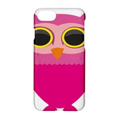 Sowa Owls Bird Wild Birds Pen Apple Iphone 7 Hardshell Case