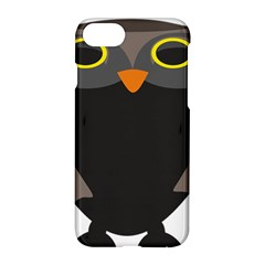 Sowa Owls Bird Wild Birds Pen Apple Iphone 8 Hardshell Case