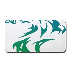 Wolf Dog Fox Animal Pet Vector Medium Bar Mats