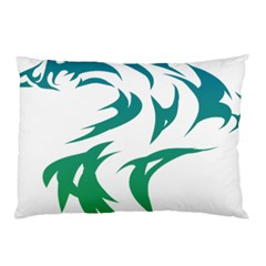 Wolf Dog Fox Animal Pet Vector Pillow Case