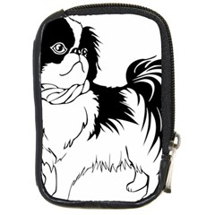 Animal Canine Dog Japanese Chin Compact Camera Cases
